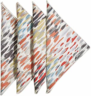 Kelly Ripa Fabric Cloth Napkins Fall Decor Thanksgiving Napkins 18