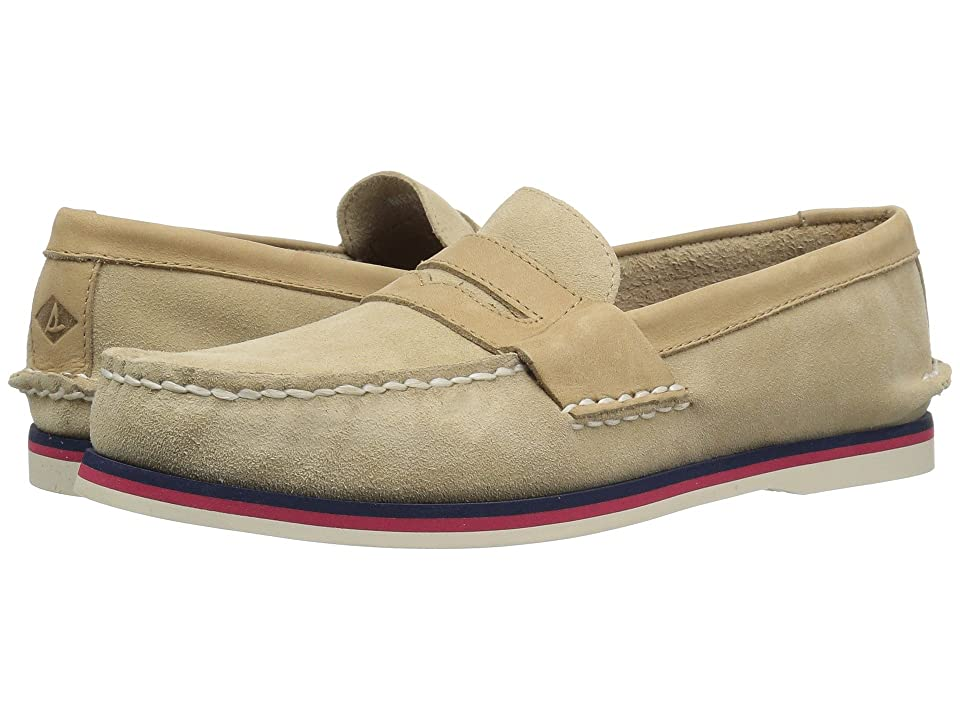 Sperry A/O Penny Nautical (Tan) Men
