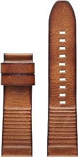 Diesel 迪塞 中性成人皮革手表腕带 DZT0003