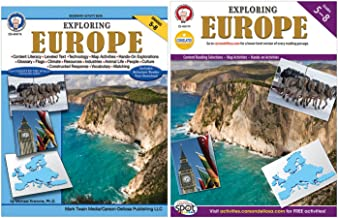 Exploring Europe, Grades 5 - 8 (Continents of the World)