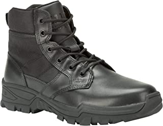 Tactical Speed 3.0 5-Inch Boots, Oil/Slip-Resistant Tread, Full Grain Leather, Style 12355