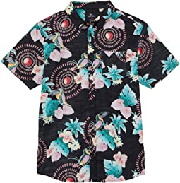 Beach Party Short Sleeve Shirts (Big Kids)