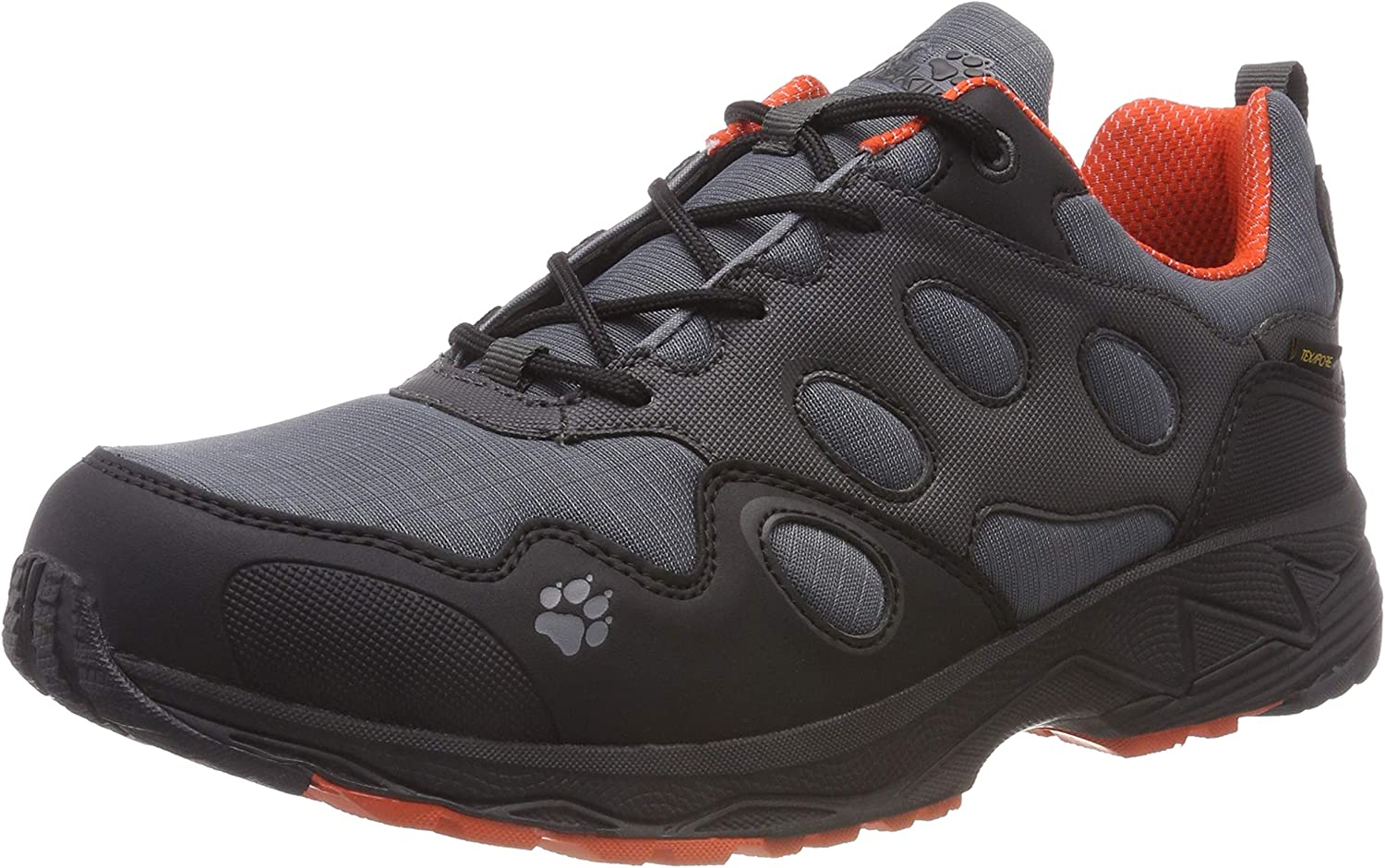 Jack Wolfskin Men's Venture Fly Texapore Low M Rise Hiking shoes