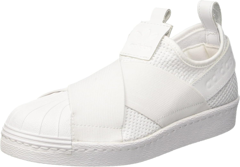Adidas Adidas Adidas Damen Superstar Slipon W Basketballschuhe Schwarz 40.5 EU B01N0Q0DQV  Menschliche Grenze b9113f