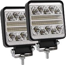 SPAREX HOCHWERTIGE ALUMINIUM 12//24 V quadratisch LED ARBEITSLEUCHTE LICHT 1150 Lumen