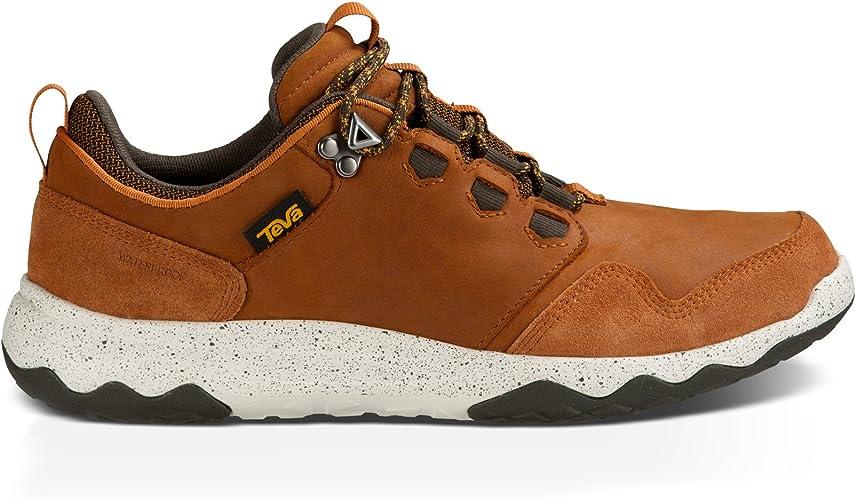 Teva Arrowood Lux WP, Chaussures de Randonnée Basses Homme
