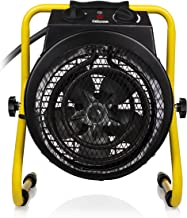 Tristar Ka-5062 Calefactor Eléctrico Ventilador, Negro
