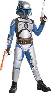 Star Wars Deluxe Child's Jango Fett Costume, Medium