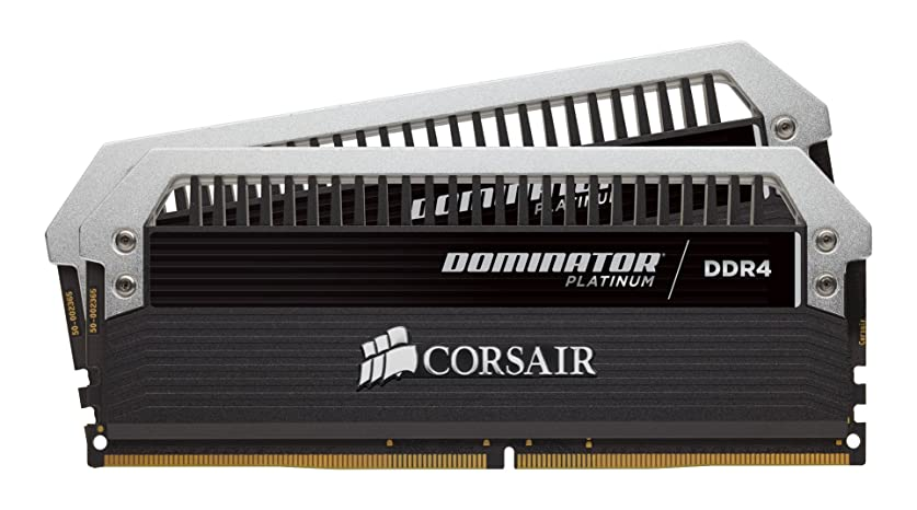 神秘第三ハミングバードCorsair CMD16GX4M2E4000C19 [Dominator Platinum DDR4 PC4-32000 (4000MHz) 8GB 2枚組]