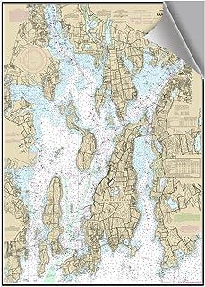 Paper Nautical Charts