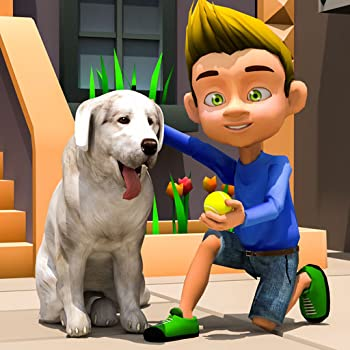 My Virtual Pet Dog Simulator Animal Escape & Pet Rescue   Puppy Games Free