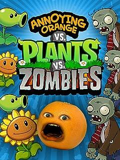 Clip: Annoying Orange vs Plants vs Zombies
