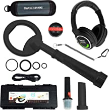 PulseDive Nokta Makro Scuba Pinpointer - Black Bundle with Wireless Headphones