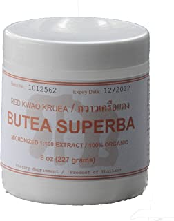 Tongkatali.org's Butea Superba Extract, 8 oz (227 Grams)