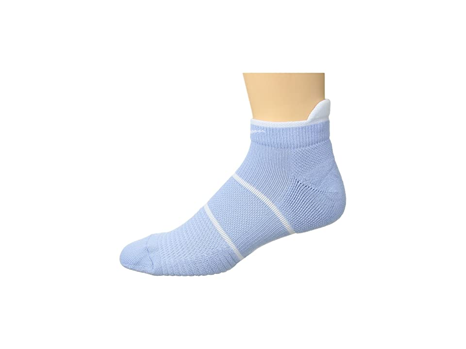 Nike NikeCourt Essentials No Show Tennis Socks (Royal Tint/White) No Show Socks Shoes