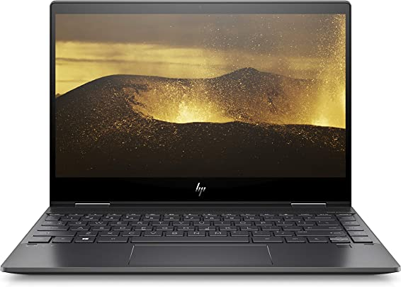 HP ENVY x360 13-ar0205ng  13 3 Zoll Full HD IPS Touch  Convertible Laptop  AMD Ryzen 3500U  GB DDR4  512 SSD  AMD Radeon Vega 8  Windows 10 Home  FPR IR camera  schwarz