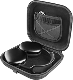 Linkidea Hard Shell Case for AirPod Max Headphones, Integrated Low Power/Sleep Mode Switch, Over Ear Headphone Carrying Ba...