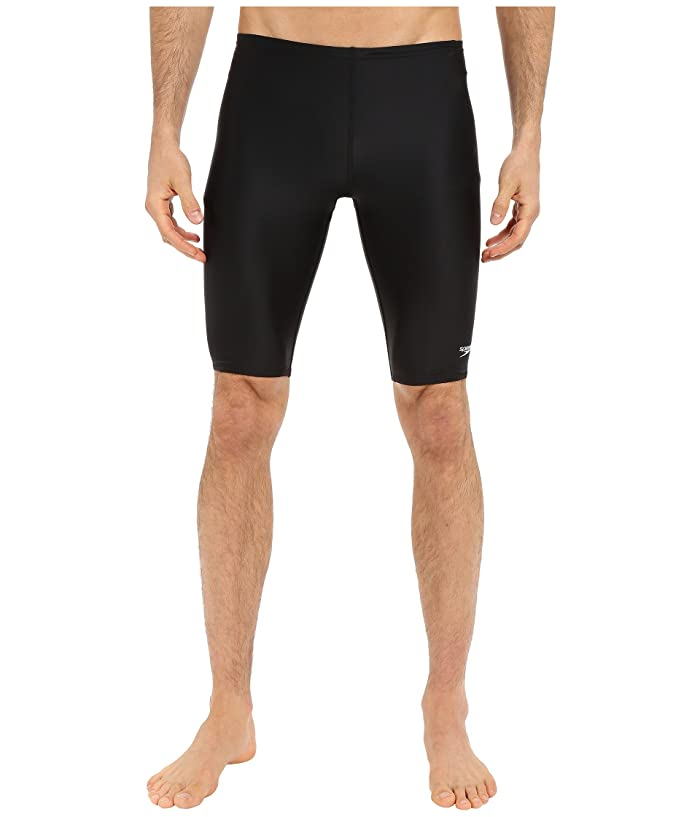 Speedo Powerflex Eco Solid Jammer (New Black) Men