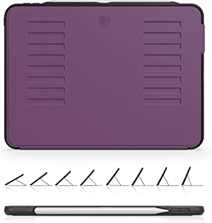 The Muse Case - 2018 iPad Pro 11 inch (New Model) - Very Protective But Thin + Convenient Magnetic Stand + Sleep/Wake Cover - ZUGU CASE