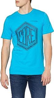 Jack and Jones JCOSPLASH TEE SS CREW NECK Erkek T-Shirt