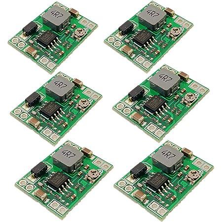 Jzk 6 X Mini Dc Dc 3a Einstellbar Wandler Mp1584en Step Elektronik