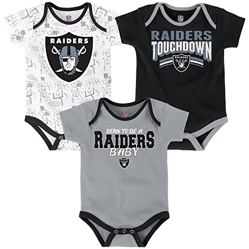 NFL Boys Newborn Playmaker 3Piece Onesie Set 8765c83ea