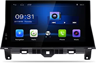 Nunoo 10.1 Inch Android7.1 Car Stereo Multimedia Video Player GPS Navigation System Radio 2+32GB HD Touch Screen Bluetooth USB 1080P for Honda Accord(2008 2009 2010 2011 2012 2013)