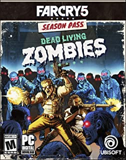Far Cry 5 Dead Living Zombies [Online Game Code]