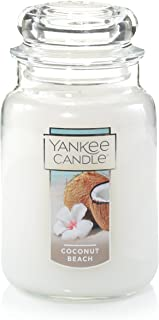 Yankee Candle Large Jar Candle, Coconut Beach