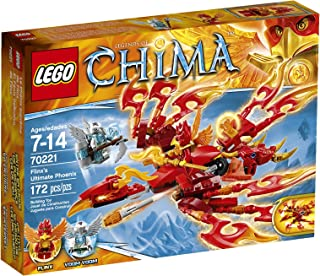 LEGO Chima Flinx's Ultimate Phoenix Toy