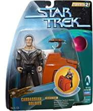 Star Trek Warp Factor Series 2 Cardassian Soldier W/tactical Statio