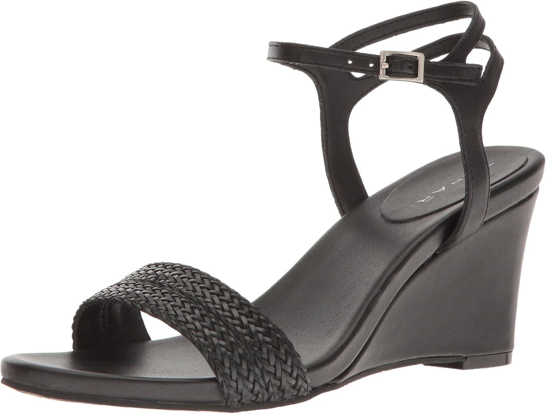 Tahari Women's TA-Friend Wedge Sandal