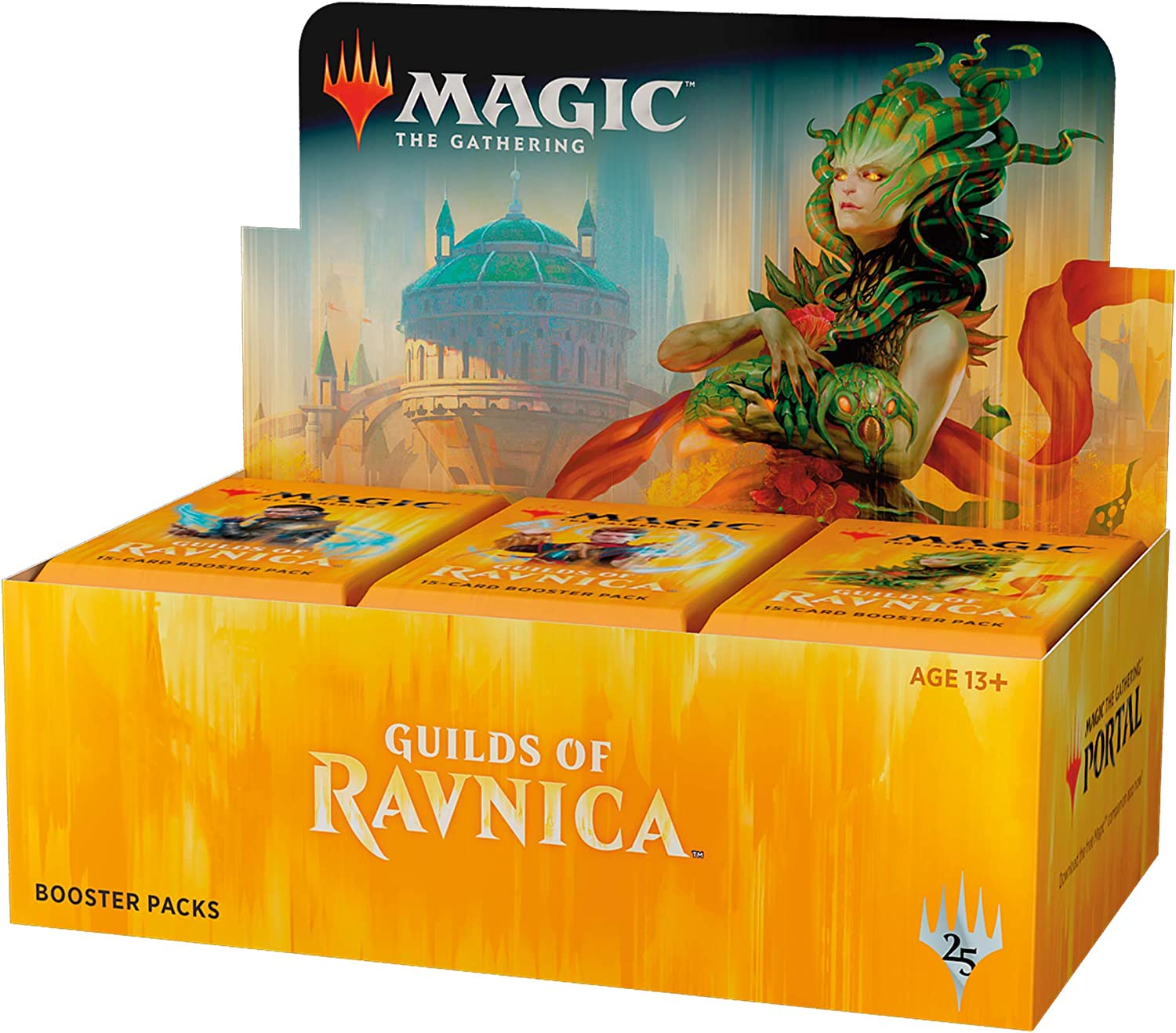 Magic  The Gathering Guilds of Ravnica Booster Box   36 Booster Packs (540 Cards)