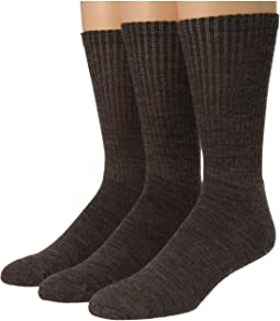Smartwool Heathered Rib 3-Pair Pack