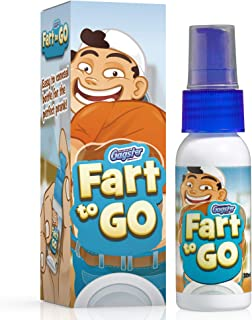 Fart to Go Extra Strong Liquid Fart Spray Funny Gag Gift – Prank Your Friends, Make..