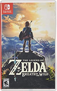 The Legend of Zelda: Breath of the Wild - Nintendo Switch - Edition
