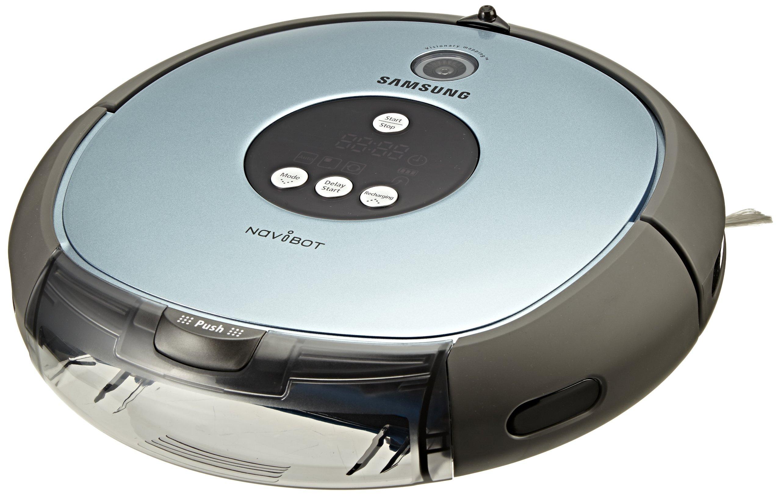 Samsung VCR8825T3B/XEG - Robot aspirador, color turquesa: Amazon ...
