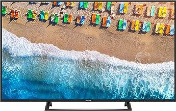 Hisense H65BE7200 - Smart TV 65' 4K Ultra HD con Alexa Integrada, Wifi, HDR, Dolby DTS, Peana Central, Procesador Quad Core, Smart TV VIDAA U 3.0 con IA
