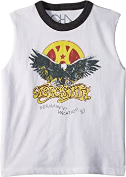 Extra Soft Aerosmith Tank Top (Toddler/Little Kids)