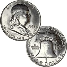 Best 1968 kennedy half dollar silver content Reviews