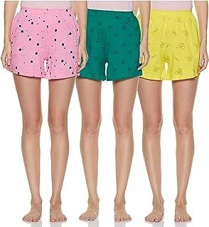 Longies Women's Shorts (Pack of 3)