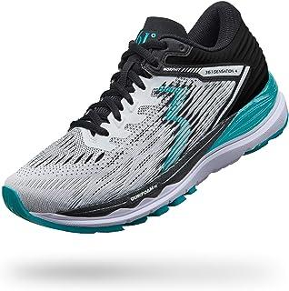 361 Degrees Women's Sensation 4 High Performance Mild-Stability Everyday Training Lightweight Running Shoe