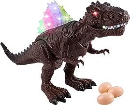 Toy Dinosaur Spinosaurus Egg Laying Battery Walking Dinosaur 11