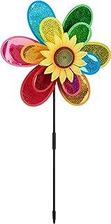 Mongolfiera giocattolo mulino a vento Spinner ornamento partito esterno giardino