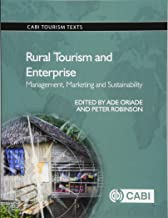 Rural Tourism and Enterprise: Management, Marketing and Sustainability