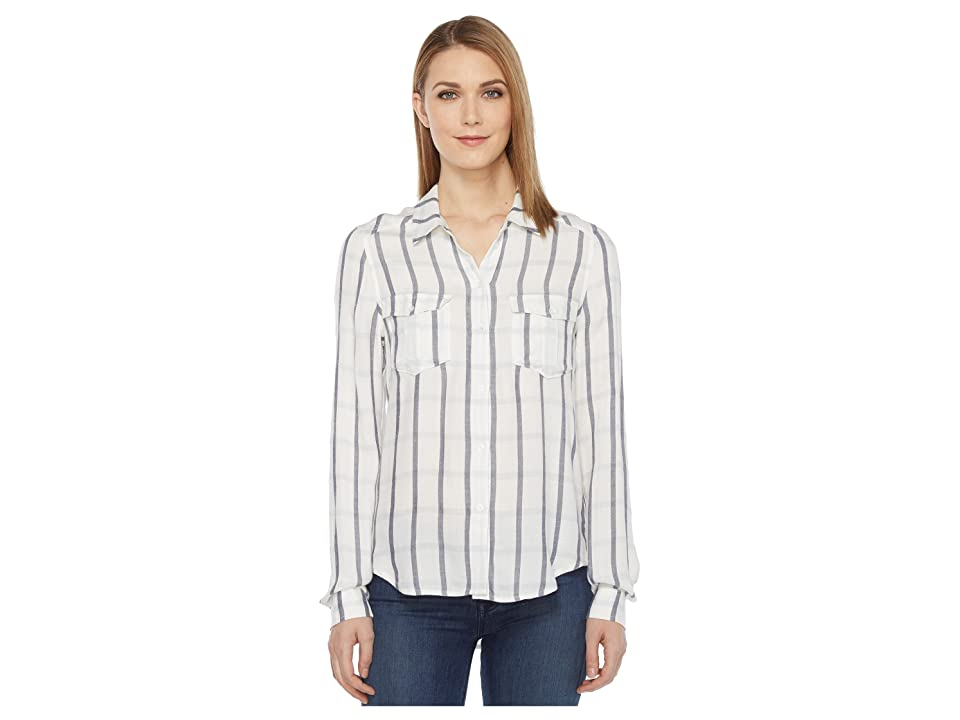 Paige Mya Shirt (Cream/Phantom) Women