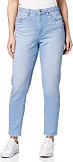 Only Onlveneda Life Mom Baby Blue BB JNS Rea Jeans para Mujer