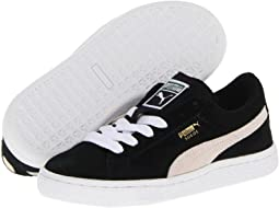 Puma kids suede classic badge jr big kid  3a91f7e0e
