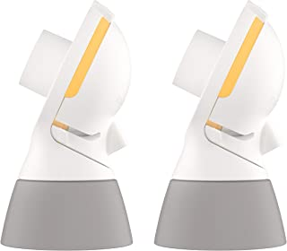 New Medela PersonalFit Flex Replacement Connectors, 2 per Pack, Compatible with Pump in Style MaxFlow and Freestyle Flex Breast Pumps, Authentic Medela Spare Parts