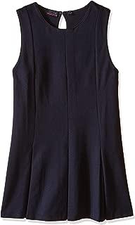 Nautica Girls' Jumper Dress